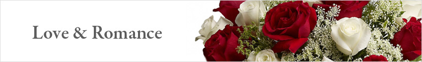 Send flowers for love and romance in Canada