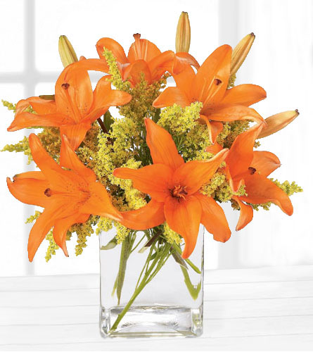 FTD's Tigress Bouquet