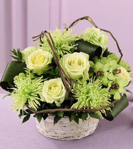 FTD's Basket of Dreams Arrangement