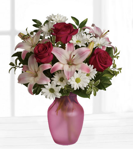 The Flower Shop Winter Shes The One Bouquet Tev23 4a